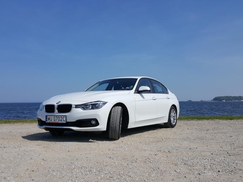 CarLub - BMW3 nad morzem